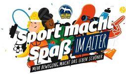 Logo Sport macht Spaß im Alter